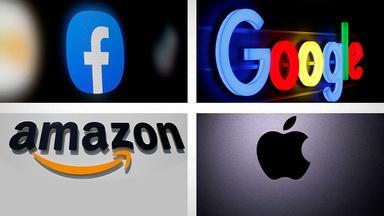 Why big tech companies are under scrutiny from Congress