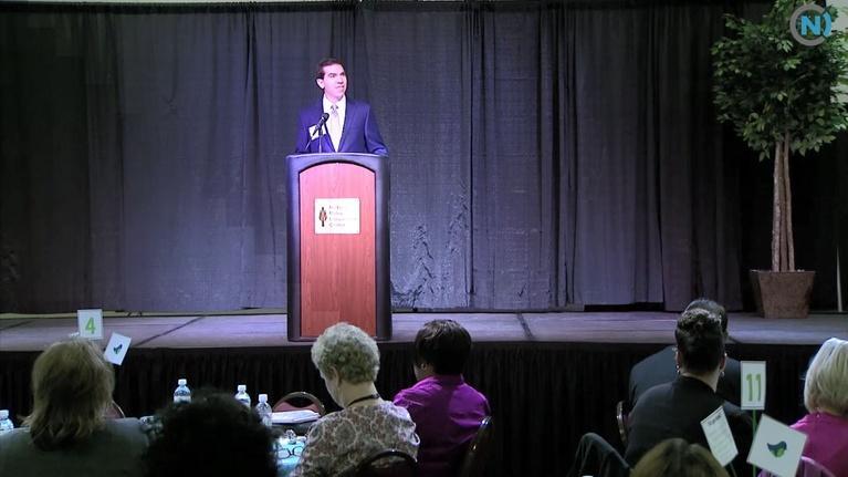 NC Channel: Catawba Co. Pre-K Summit: Jamie Treadaway