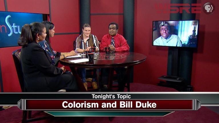 inStudio: Colorism and Bill Duke