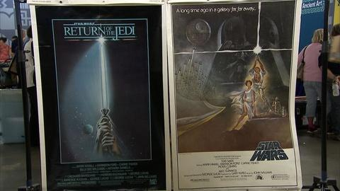 Antiques Roadshow -- S21 Ep12: Appraisal: Star Wars Posters, ca. 1980