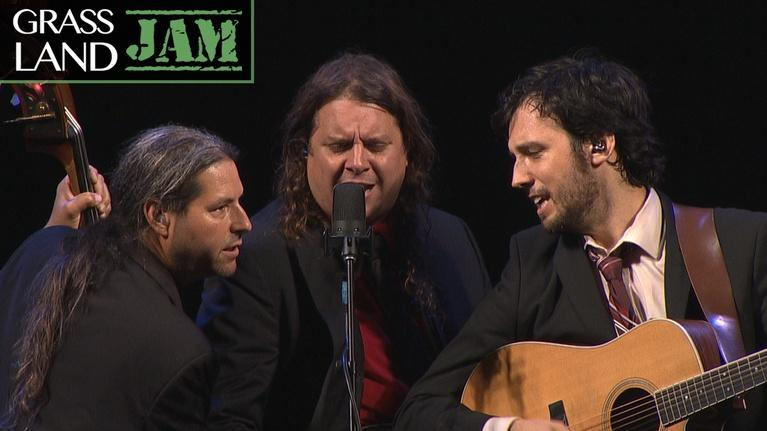 """Grassland Jam: """"Patty in the Turnpike"""" The Laurel Mountain Ramblers"""