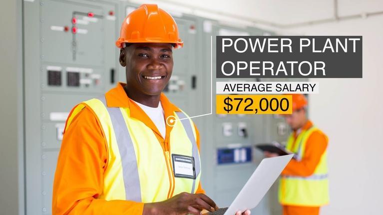 WVPB American Graduate: Power Plant Operator
