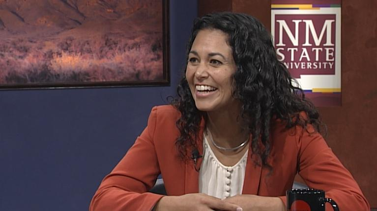 KRWG Newsmakers: Newsmakers 1024 - Xochitl Torres-Small      Oct.11, 2018