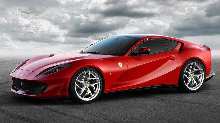 MotorWeek: 2018 Ferrari 812 Superfast & 2018 Jaguar E-PACE