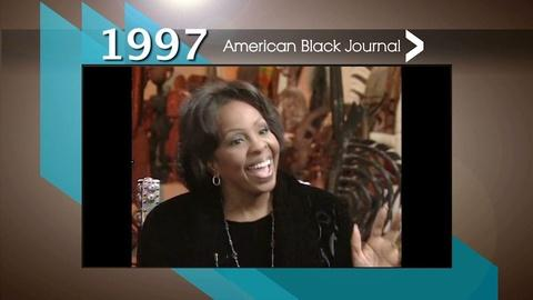 American Black Journal -- 1997 ABJ Clip: Gladys Knight