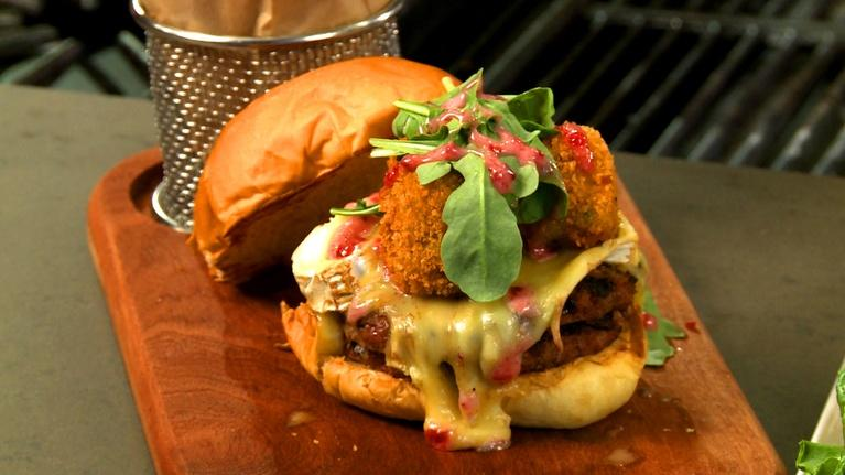 Charlotte Cooks: Burgers