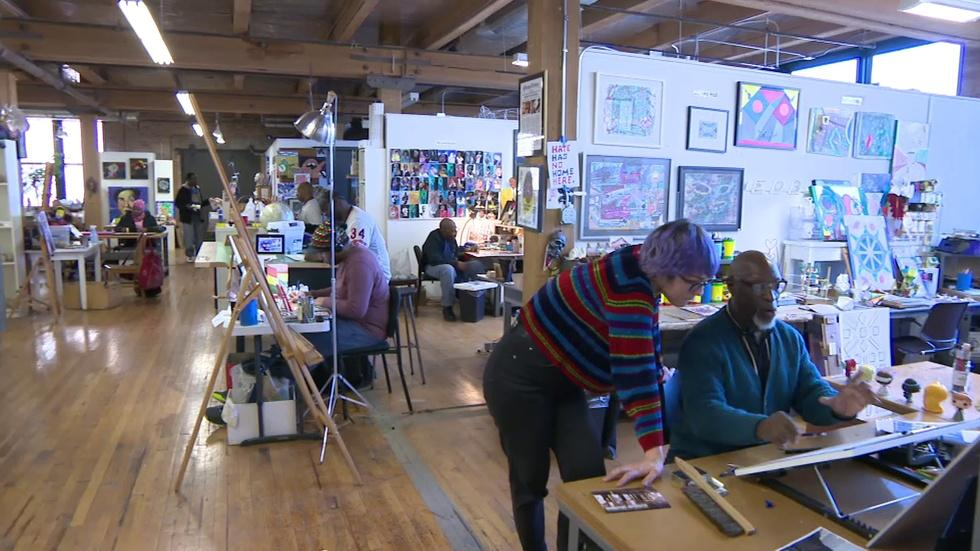 Project Onward an Artistic Sanctuary and Magnet for Talent image