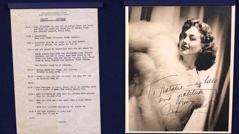 Antiques Roadshow -- Appraisal: Joan Crawford Archive, ca. 1940