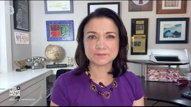 Tamara Keith and Amy Walter on Biden's relief package