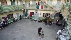 Video Thumbnail Facing North A Look Inside Shelter For Migrants In Tijuana