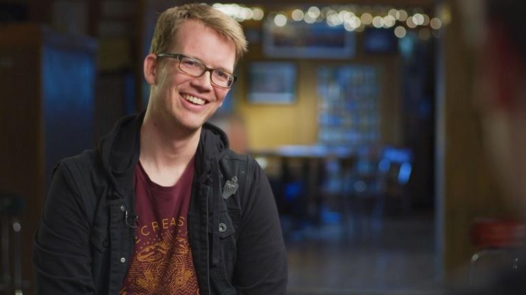 The Interview Show: Hank Green   The Interview Show