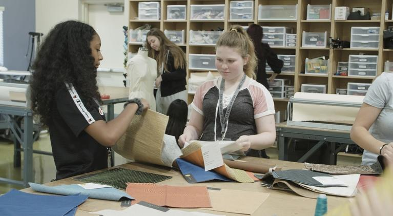 Inside Education: Fashion Design, Education Funding and School Zone Safety