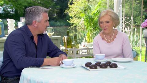 The Great British Baking Show -- Masterclass, Part 2