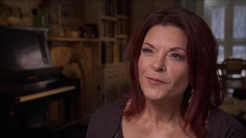 "Country Music -- Rosanne Cash on ""Tennessee Flat Top Box"""