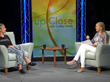 Up Close With Cathy Unruh, July 2020: Peace of Mind & Balance