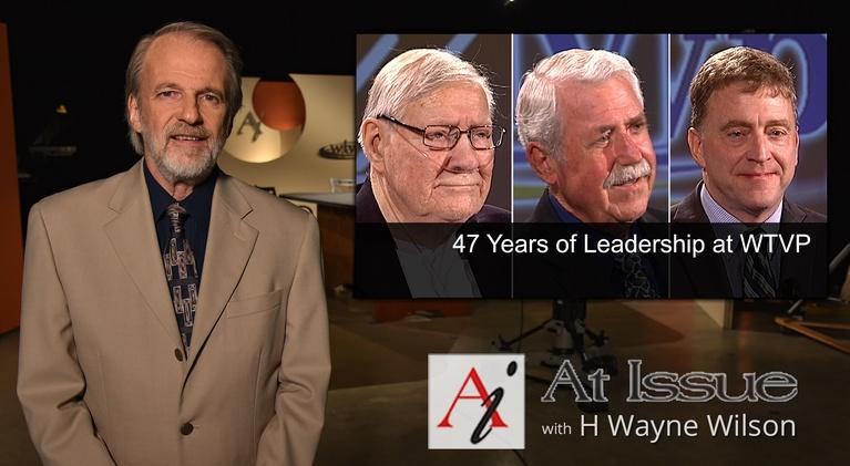 At Issue: S30 E33: 47 Years of Leadership at WTVP