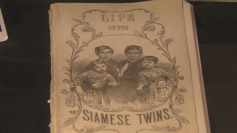 NC Weekend: The Original Siamese Twins