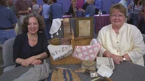 Antiques Roadshow -- S21 Ep22: Appraisal: 19th C. Women's Accessories
