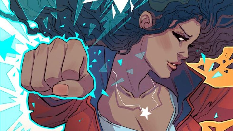 Meet the writer of Marvel's first queer Latina superhero image