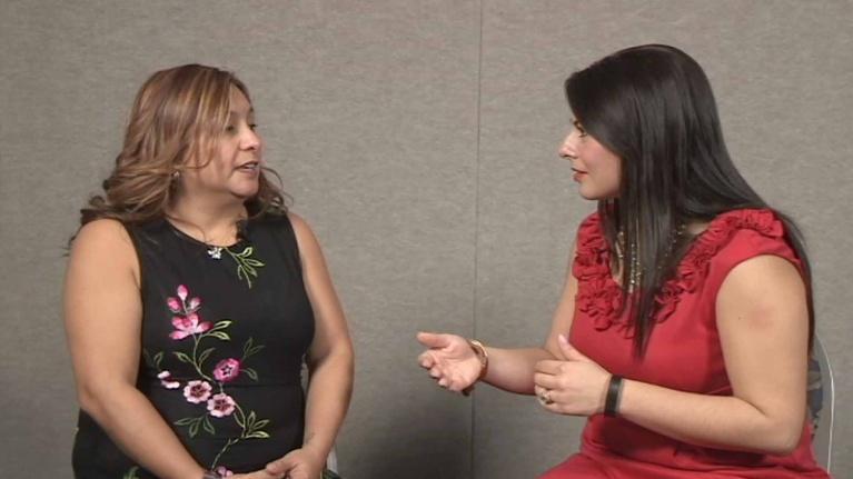 Somos Hispanos: Interview - Cindy Garcia