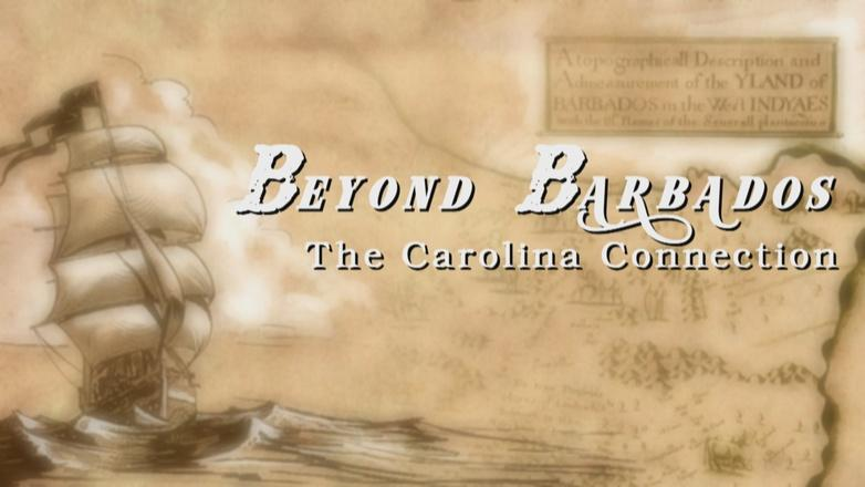 Beyond Barbados: The Carolina Connection logo