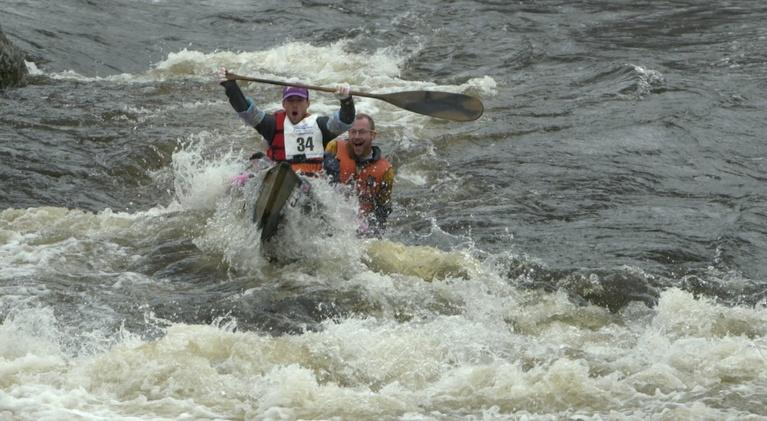 Out and About: The Kenduskeag Stream Canoe Race