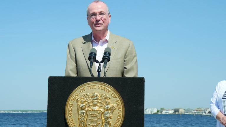 NJTV News: Governor asked about 'Ask the Governor' cancellation