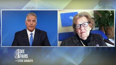Senator Weinberg Reflects on 29 Years in the NJ Legislature