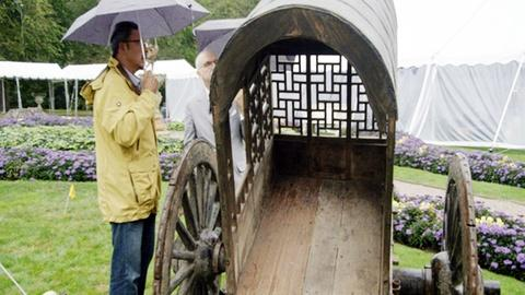 Antiques Roadshow -- Appraisal: 19th-Century Chinese Carriage