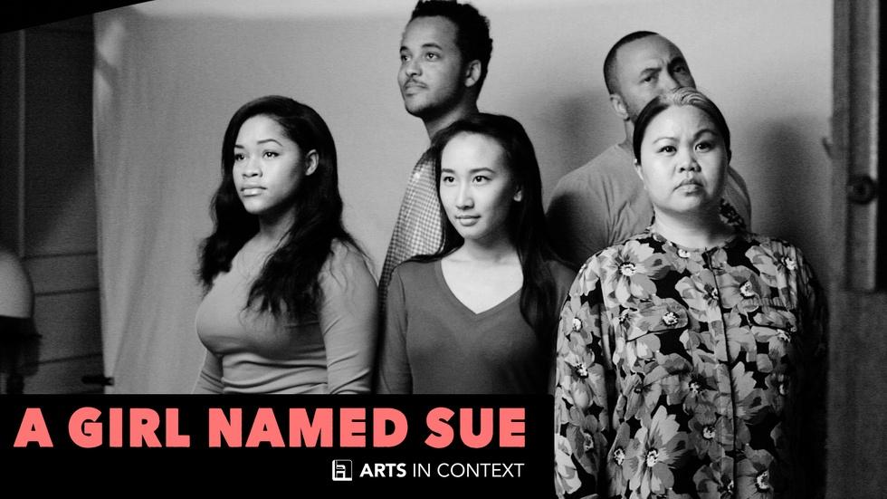 A Girl Named Sue image
