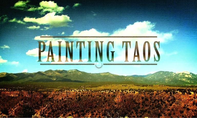 Painting Taos
