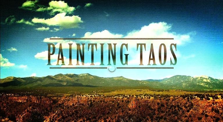 Painting Taos: Painting Taos