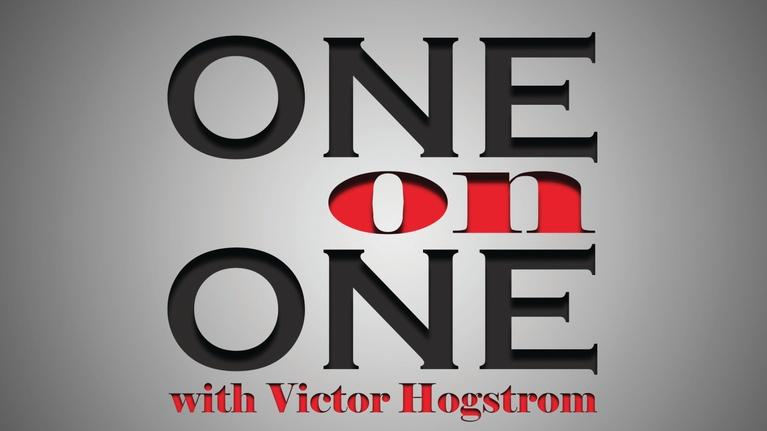 One On One with Victor Hogstrom: Jim Lehrer Part 1
