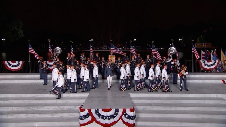 A Capitol Fourth: Strike Up the Band for A Capitol Fourth!