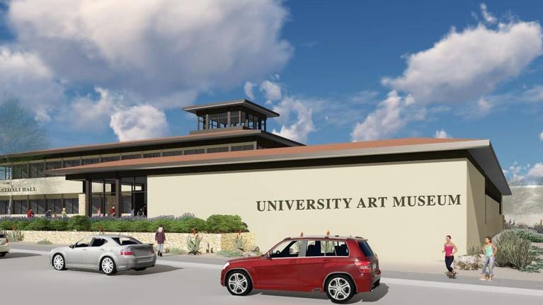 Living Here: University Art Gallery