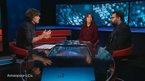 Amanpour and Company -- Shiraz Maher and Kori Schake on Geopolitics and Syria