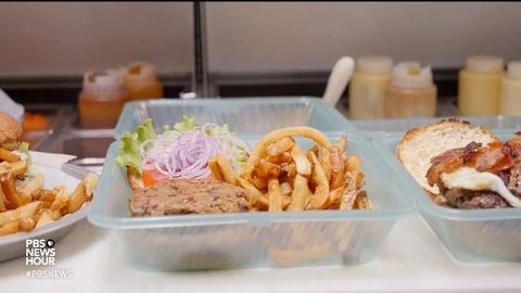 PBS NewsHour -- Restaurant takeout service swaps styrofoam for sustainable