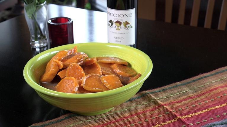 Flavor NC: Sweet Potatoes