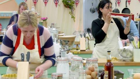 The Great British Baking Show -- Pies