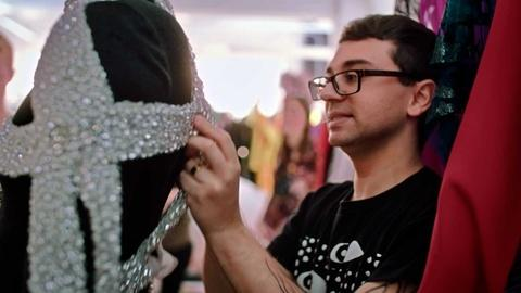 Breaking Big -- Christian Siriano Builds a Brand