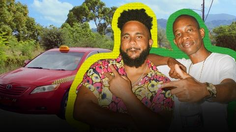 Why Cab Driving in Jamaica Is a Tough Job   Ep. 3