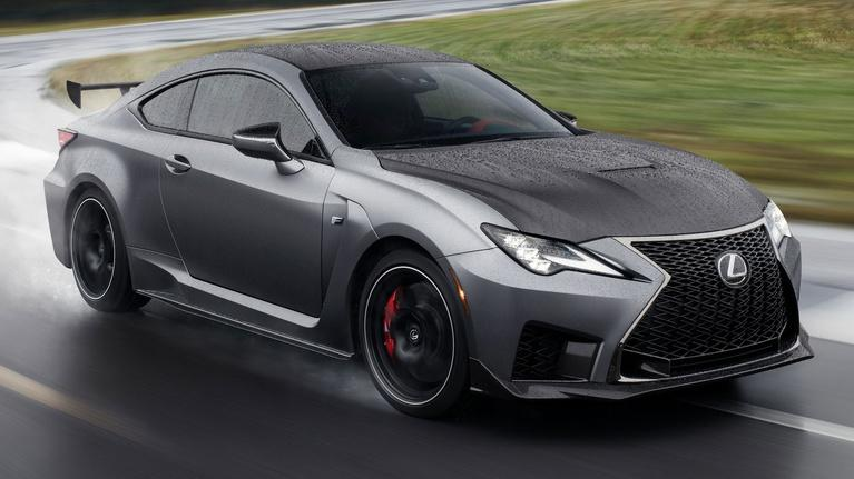 MotorWeek: 2020 Lexus RC F Track Edition & 2020 Lincoln Corsair