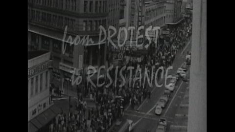 S2017 E19: From Protest to Resistance