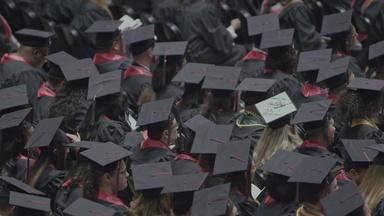 Americans saddled with student debt amid debate on relief