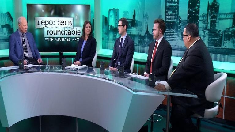 Reporters Roundtable: Gov. Murphy's Budget Address