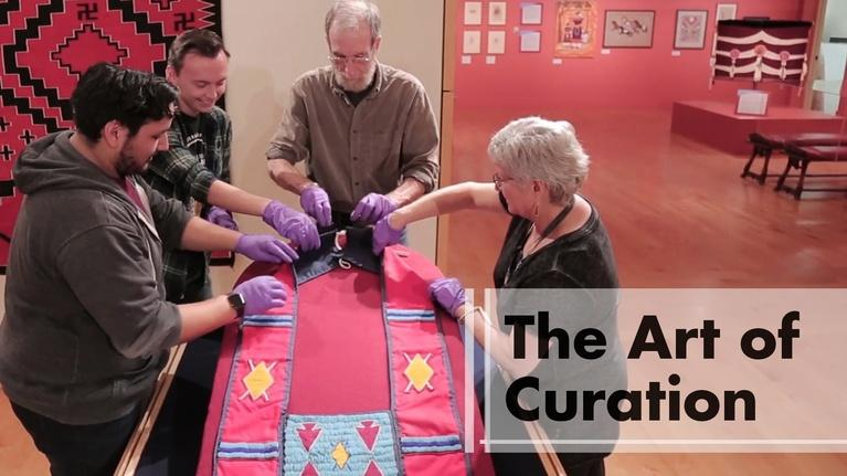 Arts District: Art of Curation
