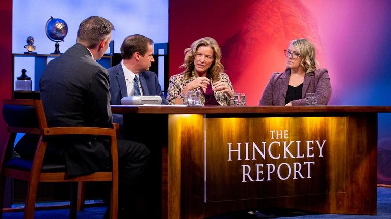 The Hinckley Report: Mental Health And Suicide Prevention In Utah