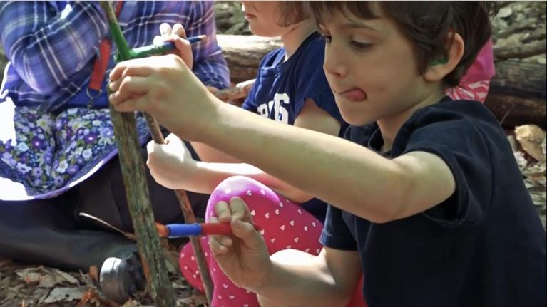 Made Here: Best Day Ever: Forest Kindergartens In Vermont