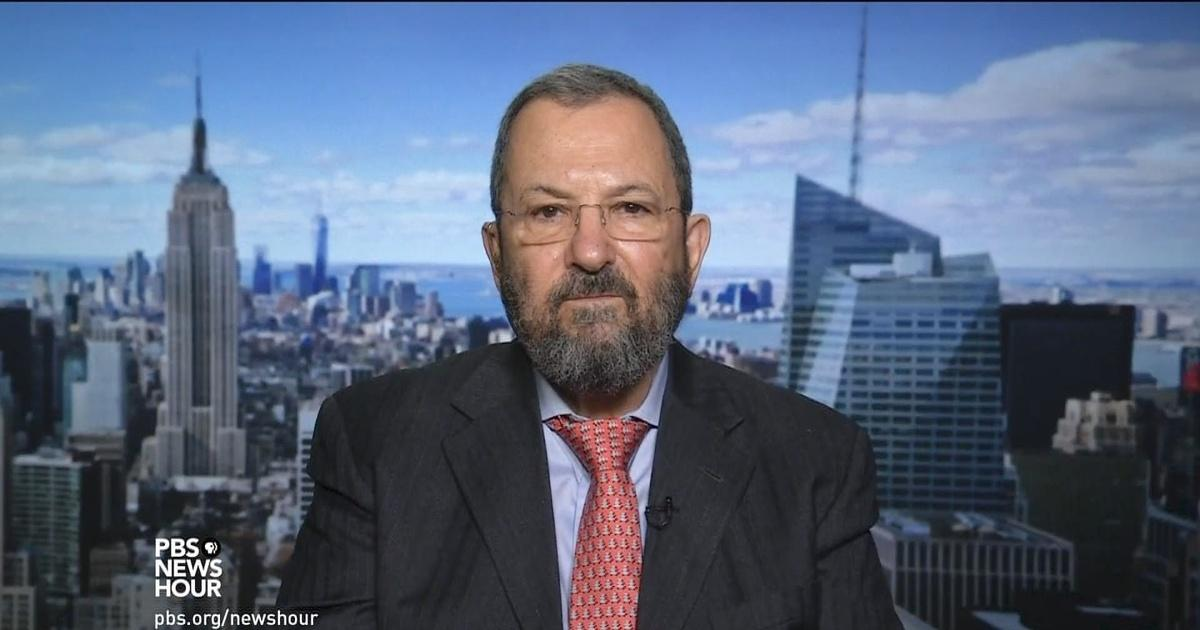 Image result for ehud barak and trump