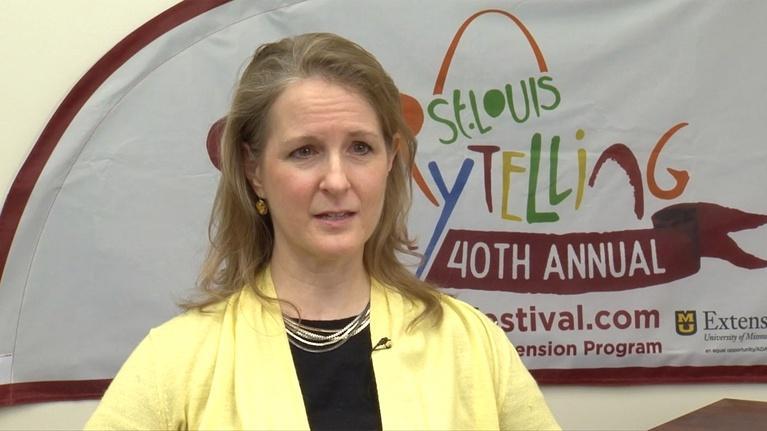 Living St. Louis: Storytelling Festival